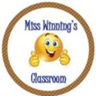 Miss Winning's Classroom