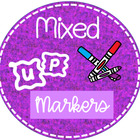Mixed Up Markers