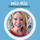 Miz Riz Elementary Resources