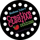 MME JULIE'S CREATIVE DESIGNS and FRENCH RESOURCES