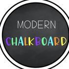 Modern Chalkboard