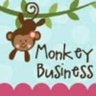 Monkey Business in First Grade