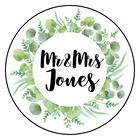Mr and Mrs Jones