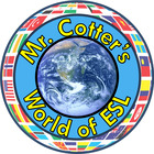 Mr Cotter's World of ESL