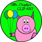Mr Craftys Clip Art