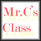 Mr Cs Class