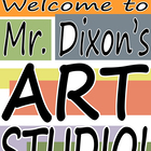 Mr Dixon's Art Studio