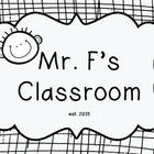 Mr F's Classroom