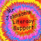 Mr Johnson's Literacy Support
