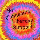 Mr Johnson's Literacy Support