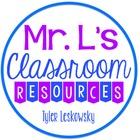 Mr L's Classroom