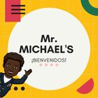 Mr Michaels Spanish