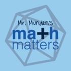 Mr Munden's Math Matters