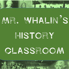 Mr Whalins History Classroom