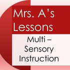 Mrs A's Lessons