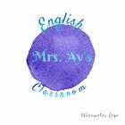 Mrs Ay's English Classroom