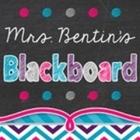 Mrs Bentins Blackboard