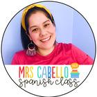 Mrs Cabello Spanish Class