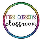 Mrs. Carson