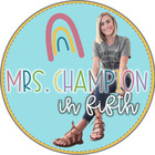 Mrs Champion in Fifth