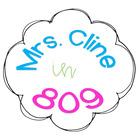 Mrs Cline in 809