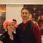 Mrs Damminger and Mr Richard
