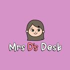 Mrs D's Desk