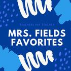 Mrs Fields Favorites