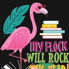 Mrs Flamingo