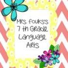 Mrs Foulks