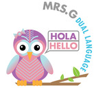 Mrs G Dual Language