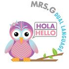 Mrs G Dual Language