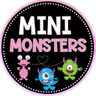 Mrs G's Mini Monsters