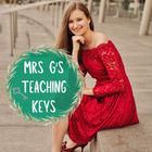 Mrs G's Teaching Keys