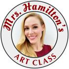 Mrs Hamiltons ART Class