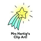 Mrs Hartig's Clip Art