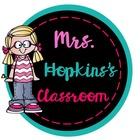 Mrs Hopkins's Classroom