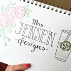 Mrs Jensen Designs