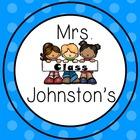 Mrs Johnstons Class