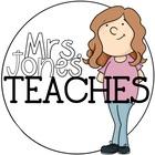 Mrs Jones Teaches