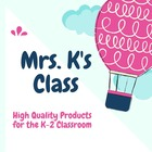 Mrs Ks Class