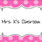 Mrs K's Classroom
