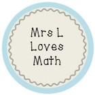 Mrs L Loves Math