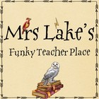 Mrs Lake's Funky Teacher Place