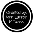 Mrs Larson K Teach