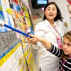 Mrs Liu Chinese Immersion Classroom