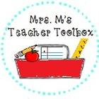 Mrs M Teacher Toolbox