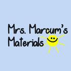 Mrs Marcum's Materials