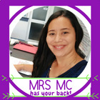 Mrs Mc Has Your Back