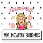 Mrs McCarthy Economics